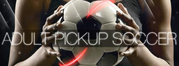 Medium adult pickup soccer copy